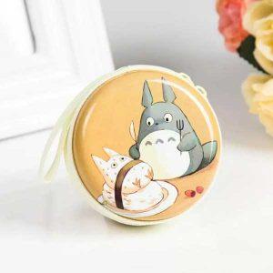 کیف هندزفری طرح توتورو Totoro Animation Design Coin, Keychain, Handsfree Bagکیف هندزفری طرح توتورو Totoro Animation Design Coin, Keychain, Handsfree Bag