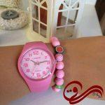 دستبند دخترانه خمیری میوه ای