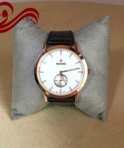ساعت مردانه چرمی رولکس Men Watch Rolex