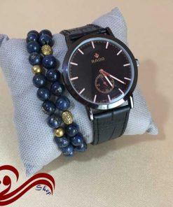 ساعت مردانه چرمی رادو Men Watch Rado