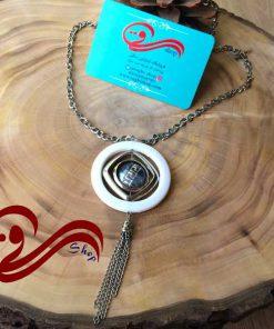 گردنبند زنانه رولباسی استیل رنگ ثابت Women Necklaces Steel Fix Color