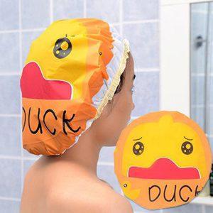کلاه حمام ضد اب