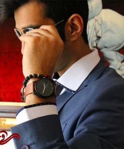 ساعت مردانه بدون عدد طرح مدرن None number Men Wrist Watch
