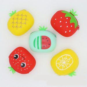 کیف هندزفری میوه ای