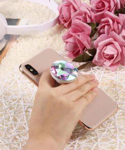 پاپ سوکت طرح الماس کریستالی Diamond Crystal PopSocket