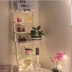 ریسه سوزنی تزیینی 10متری Led bulb Long String Lights For wedding