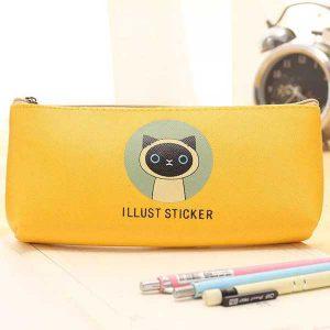 جامدادی فانتزی گربه Illust Sticker