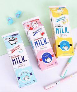 جامدادی پاکت شیر