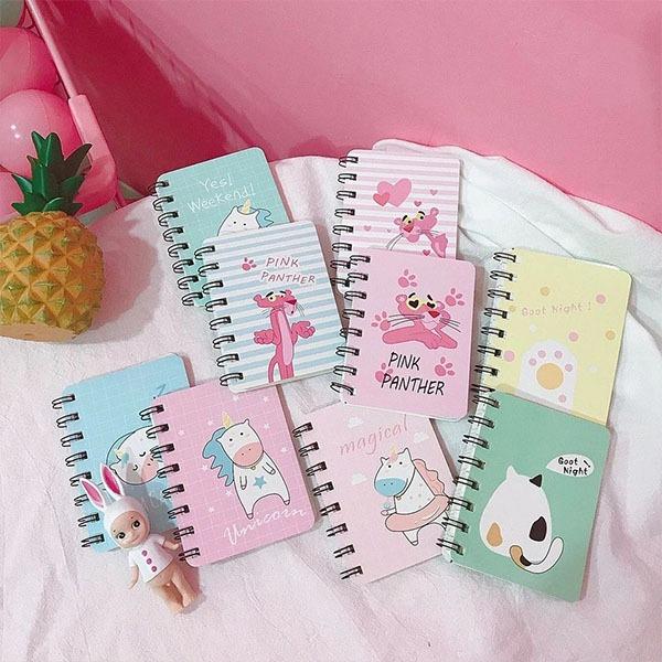 دفترچه یادداشت کوچک رنگی 5