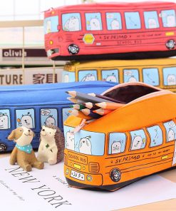 جامدادی اتوبوس مدرسه