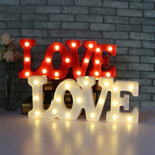 چراغ خواب Love