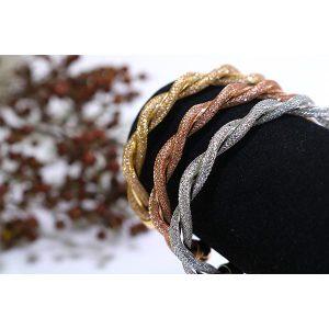 دستبند تتانیوم طرح ریسه Chain Bracelet