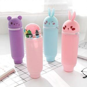 جامدادی سیلیکون خرگوش و موش