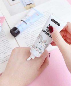 کرم دست مرطوب کننده جیبی BUTYROSEPERM Moisturizing lotion
