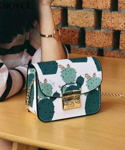کیف مجلسی کاکتوس Cactus Handbag