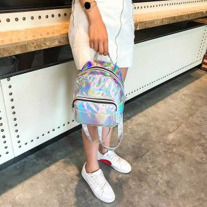 کوله پشتی ضدآب هولوگرامی medium backpack Hologram