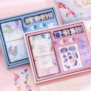 باکس هدیه لوازم تحریر Stationery Gift Box
