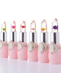 بالم لب حرارتی گلدار Lip Balm Thermal Flowering