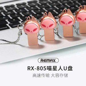 فلش مموری گربه برند اورجینال ریمکس Catty RX 805 Remax USB