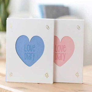 دفتر خاطرات Love story notebook