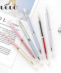 رواننویس دو سر ۱۲ رنگ color 12 Writer