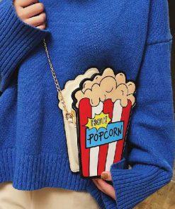 کیف مجلسی پاپ کورن Hot popcorn Handbag