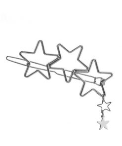سنجاق سر قلب و ستاره