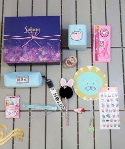 باکس هدیه لوازم تحریر شکوفه بهاری Sakura