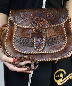 کیف چرمی سنتی